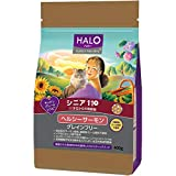 HALO(ハロー) キャットフード シニア11+ 11才位からの高齢猫 ヘルシーサーモン グレインフリー 1.6kg 1袋 ベッツ・チョイス・ジャパン