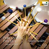 Percussion Pieces 1 `...from JAPAN 039