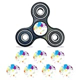 MightySkins Vinyl Decal Skin Compatible with Fidget Spinner Center Cap – Splash of Color | Protective Sticker Wrap for Your Fidget Toy Bearing Cap | Easy to Apply Cover
