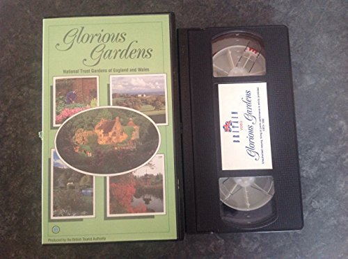 Glorious Gardens: National Trust Gardens Of England And Wales [VHS]