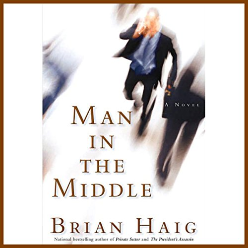 Man in the Middle  cover art