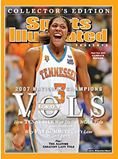 Sports Illustrated NCAA Womens Basketball Championship Commemorative Issue, 2007