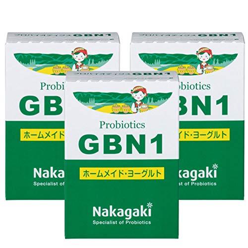 プロバイオティクス GBN1 [3箱セット] (豆乳ヨーグルト 種菌)