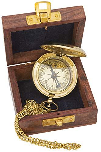 Am /_ Taschenuhr Flip Kompass Leuchtend Leuchtet Im Dunkeln Außen Zelten Survial