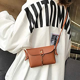 Bags Mini PU Leather Single Shoulder Bag Ladies Handbag Phone Case with Deer Single-shoulder Bags
