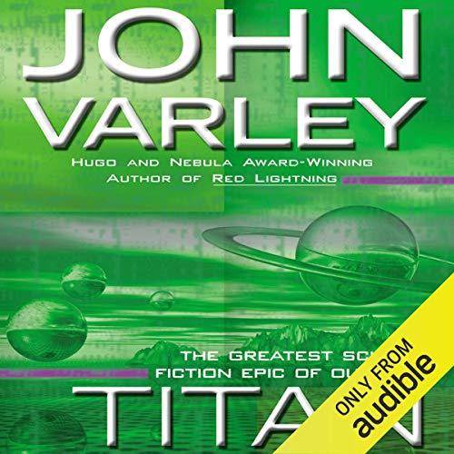 Titan  By  cover art