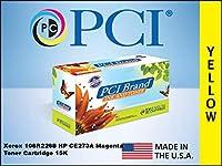 プレミアム互換機106r2268-pci Xerox Replaces HP ce273aマゼンタトナーカートリッジ15K平均ページYield