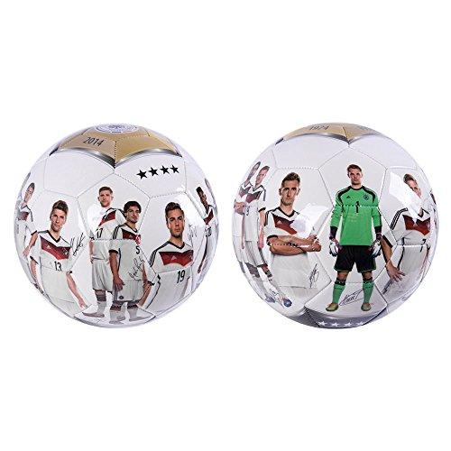 DFB Deutschland Weltmeister 2014 Fotoball - Fan Ball mit Abbildung der Spieler