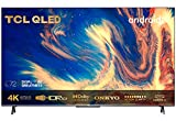 TCL 50C720K QLED TV 50 Zoll Smart Android TV 4K UHD HDR Premium Dolby Vision Atmos Meme Android 11...