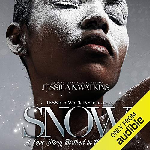 Snow audiobook cover art
