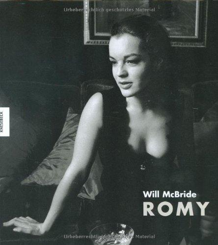Romy: Fotografische Erinnerungen - Paris 1964