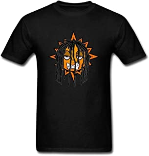 Chief Keef Keith Cozart Men's Short Sleeves T Shirt