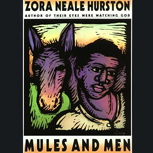Mules and Men cover art