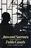 Get 'Joys and Sorrows' on AmazonDE