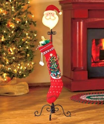 Santa Holiday Stocking Hangers by GetSet2Save