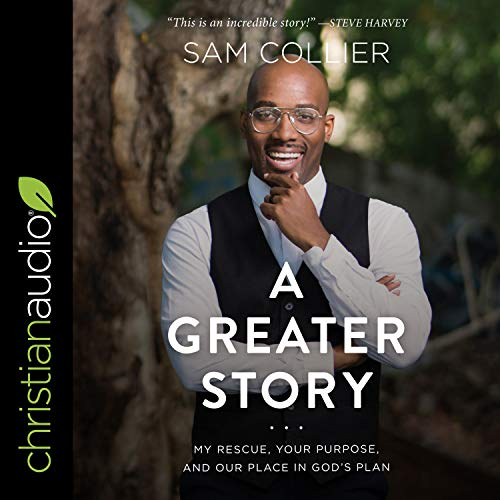 A Greater Story cover art