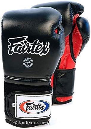 Fairtex BGV9 Mexican Boxing Gloves schwarz B013SO8E6G       Spielen Sie das Beste