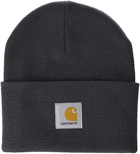 Carhartt Acrylic Watch Hat (12 Minimum), Unisex Adulto, Negro (Blacksmith E1.00), Talla única
