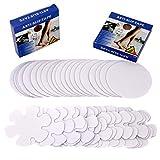 40PCS Bathtub Stickers Non-slip -2 Shape Decals - Anti Slip Bath Stickers Shower Grip Stic...