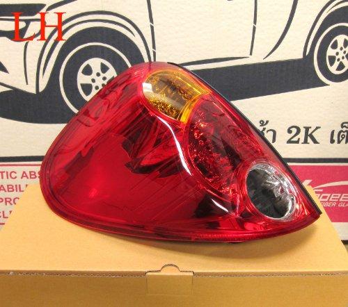 Rear Lamp Lhs Tail Light for Mitsubishi Triton L200 2005 2006 2007 2008 2009 2010 2011 2012 2013 2014 Pickup Pick up Lh