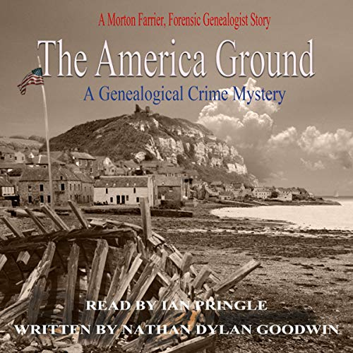 The America Ground  By  cover art