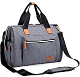 Changing Bag, Welavila Large Baby Nappy Diaper Bags Multi-Function Hospital Maternity Bag with Changing Mat...