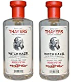 Thayers - Rose Petal Witch Hazel with Aloe Vera Alcohol-Free Toner - 12 oz. by Thayer