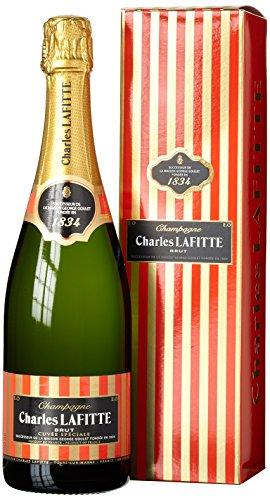 Charles Lafitte Champagne Brut Cuvée Spéciale mit Geschenkverpackung (1 x 0.75 l)