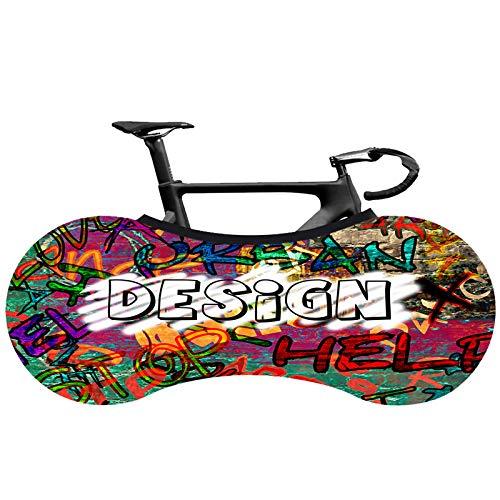 Inomhus anti-dammcykelhjul, anti-scratch cykelförvaringspåse, tvättbar hjulpaket för berg, väg, MTB-cyklar,B