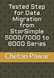 Tested Step for Data Migration from StorSimple 5000/7000 to 8000 Series