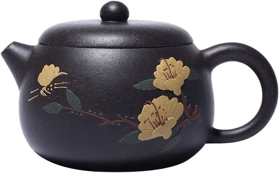 MZXUN Origin Sources Yixing teapot Famous Max 80% OFF Free shipping anywhere in the nation Bl ore Handmade