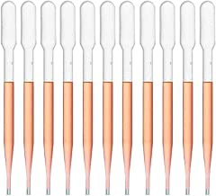 ULAB Scientific LDPE Transfer Pipette, Vol. 7ml, 3ml Graduated, 0.5ml Graduation 155mm, Pack of 100, UTP1002