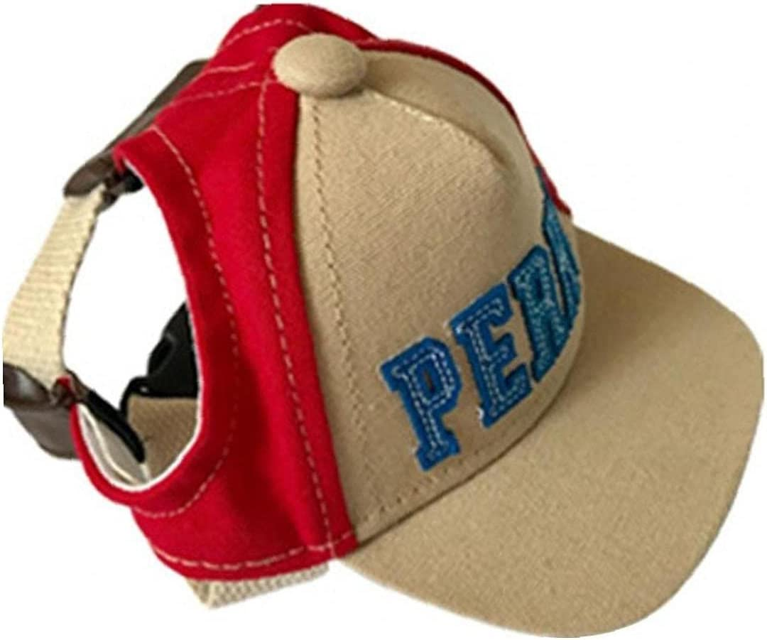 El Paso Mall Froiny 1pc Pet Fixed price for sale Baseball Cap Dog Outdoor Sports Sh Protention