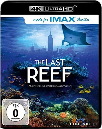 The Last Reef  (4K Ultra HD) [Blu-ray]