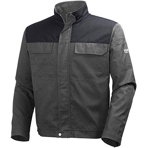 Helly Hansen Workwear Arbeitsjacke Sheffield Bundjacke, XL, grau / schwarz, 76167