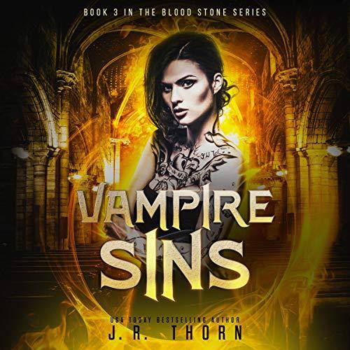 Vampire Sins (A Reverse Harem Romance) cover art