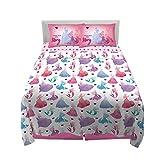 Franco Kids Bedding Super Soft Sheet Set, 4 Piece Full Size, Disney Princess