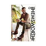 Chris Hemsworth Poster Kalender 2021 Leinwand Poster