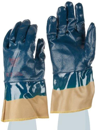 Ansell Hylite 47-409 Gants pour usages multiples, protection mécanique, Bleu, Taille 9 (Sachet de 12 paires)