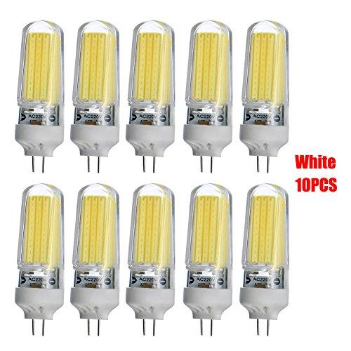 Hoogwaardig LED-licht 10-delige set pijlers LED-lampen G4/G9 LED bi-pen verlicht G95 3W 1 * 2609 SMD 3014 220-250 Lm warm wit/koel wit waterdicht dimbaar AC200-240V