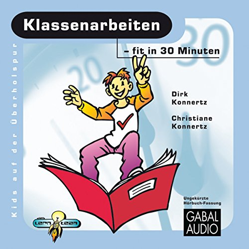 Klassenarbeiten - fit in 30 Minuten Titelbild