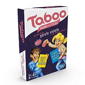 Hasbro Gaming - Taboo Piccoli vs Grandi (gioco in scatola)