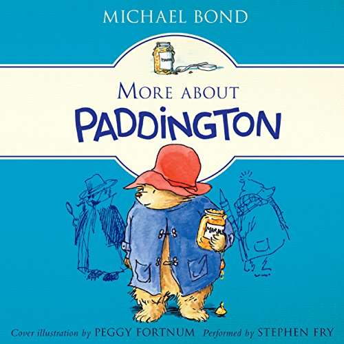 More About Paddington cover art