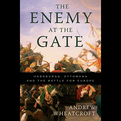The Enemy at the Gate cover art
