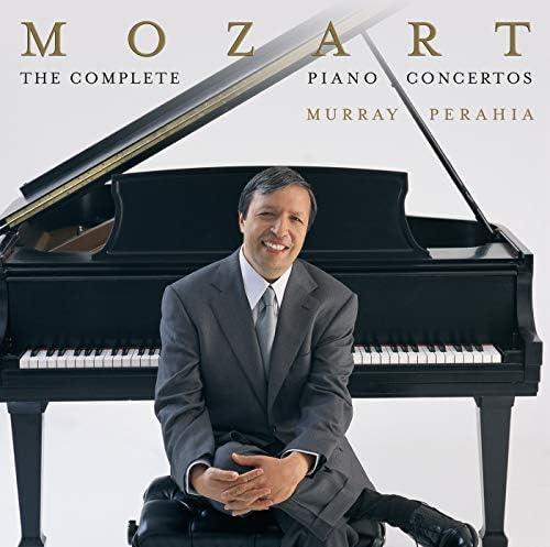 Murray Perahia & Wolfgang Amadeus Mozart