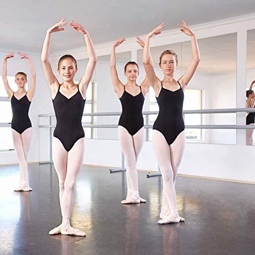 "Witcoor Large Activity Gym Mirror Kit Dance Studio Mirror for Gymnastics/Yoga/Fitness/Dancing 48"" x32"" (1 Set)"