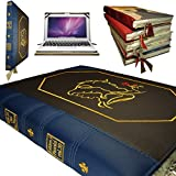 CaseNEWS Beauty and the Beast case for 15-inch Dell Inspiron Disney laptop case - Book case