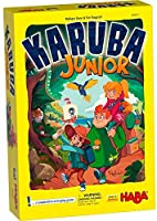 HABA Karuba Junior - A Cooperative Arranging Game for Ages 4-8 (Made in Germany) [並行輸入品]