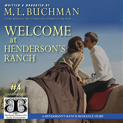 Welcome at Henderson's Ranch cover art