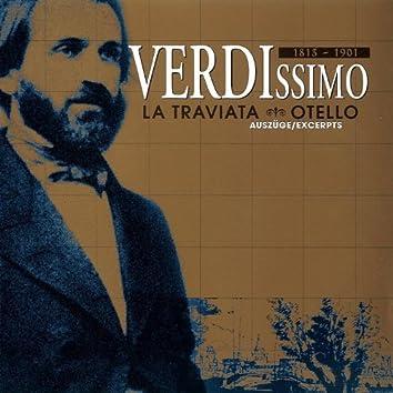 Verdi - La Traviata & Otello